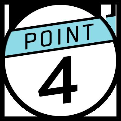 ポイント 4