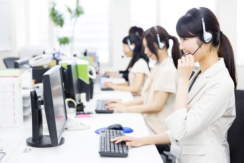 派遣/コールセンター(シフト制/ドコモグループ/商品・サービスへの申込受付、問い合わせ対応)