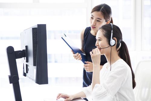 派遣/コールセンター(週5/土日休み/大手NTTグループの電話受付/注文・問い合わせ対応)